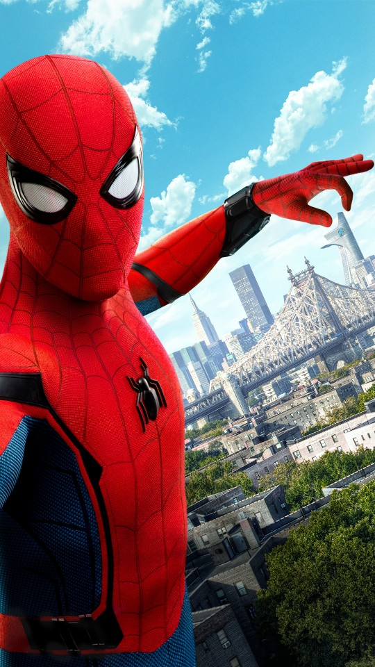 Share Description Spiderman Homecoming HD Wallpapers