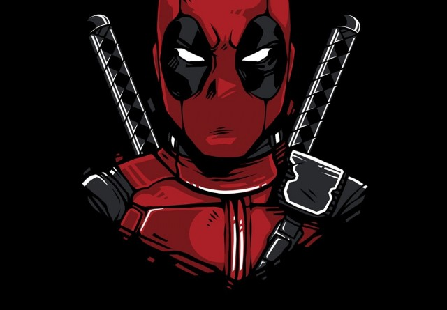 Deadpool Minimalist